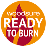 Woodsure - Ready To Burn Logo